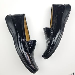 Cole Haan Nike Air | Patent Leather Penny Loafer